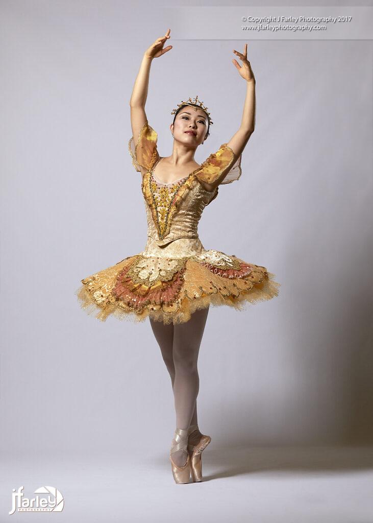 Saki Morimoto - Ballet Dancer